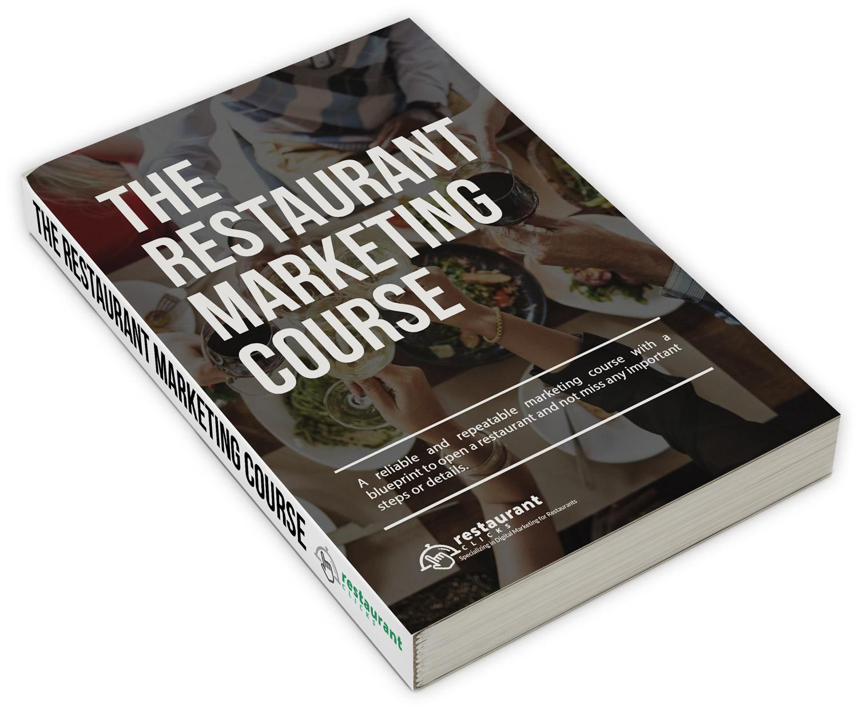 restaurant marketing course