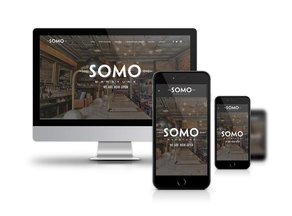 somo manayunk site design