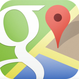 google maps rank for restaurants