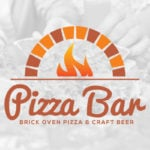 pizza bar logo design