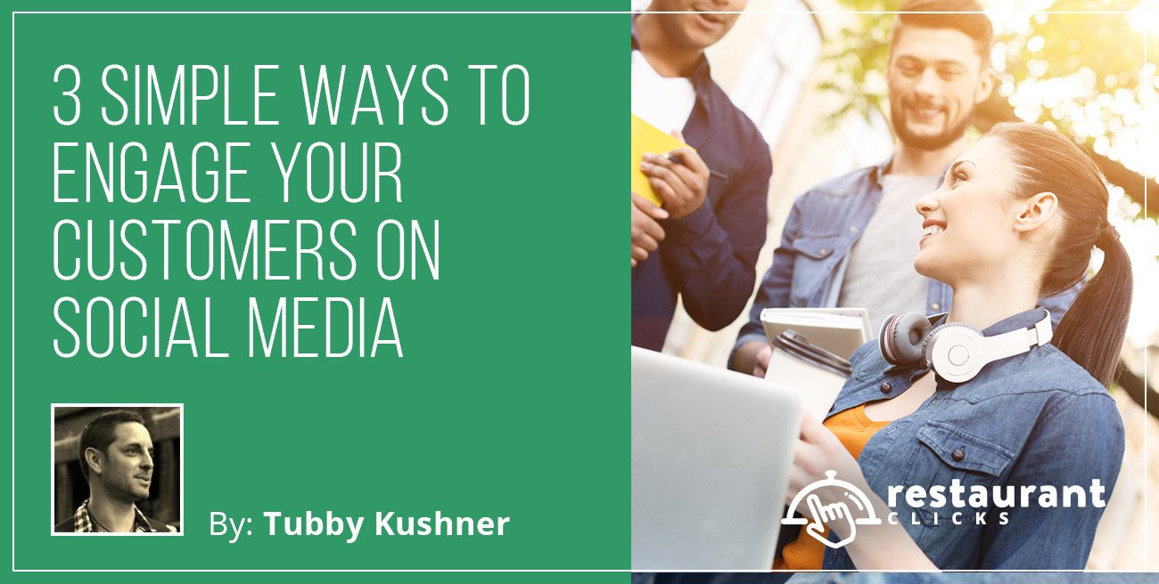 3 Ways to Engage Customers on Social Media