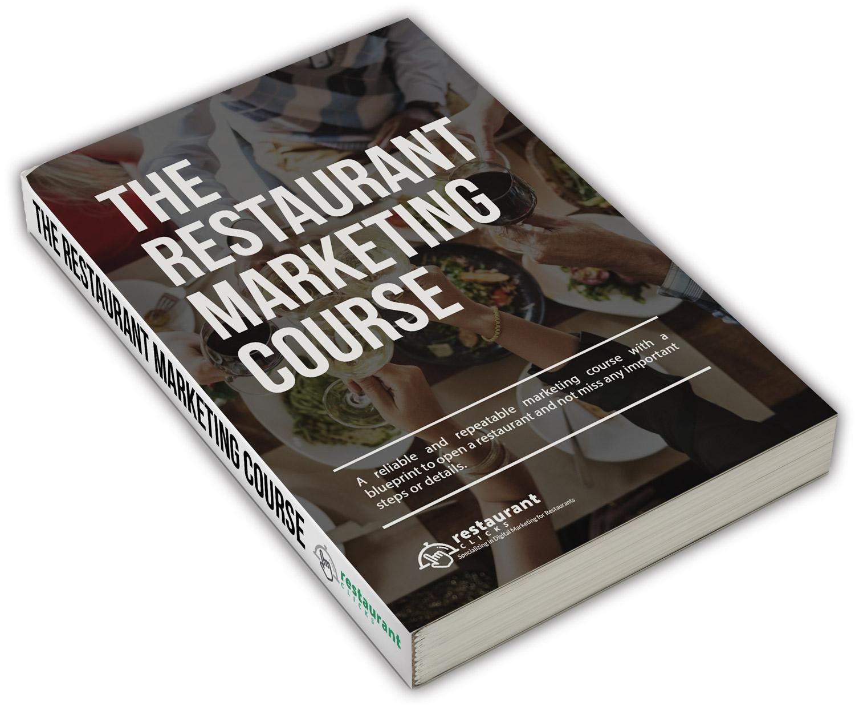 reataurant marketing course