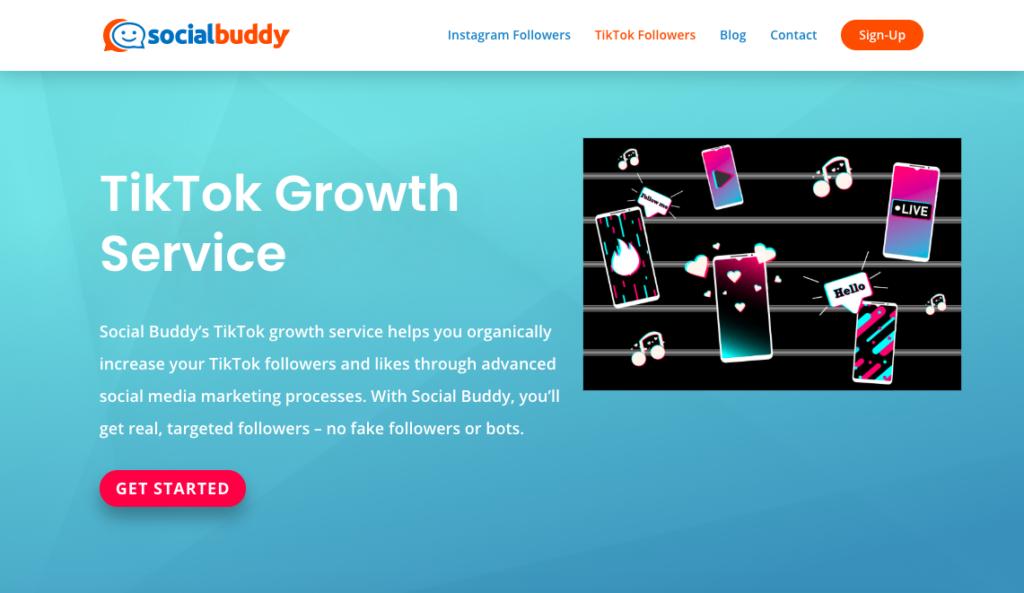 social buddy tiktok tool